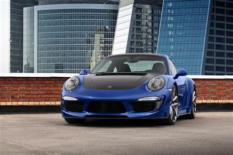Porsche 911 Carrera Stinger By Topcar Autoevolution