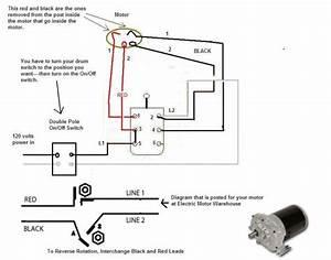 Dayton 5 Hp Electric Motor Wiring Diagram On Dayton 3