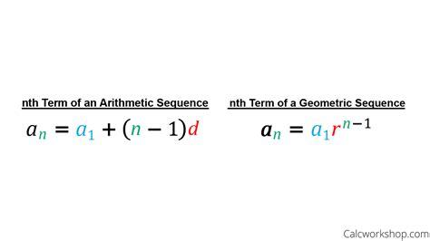Geometric Sequence Equation Examples Tessshebaylo
