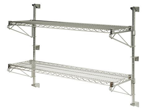 Wire Wall Shelf by Wire Shelf Accessories By Omega Products Corporation