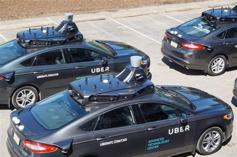 Uber Revs Up First Fleet Of 'driver-less' Cars In Pittsburgh