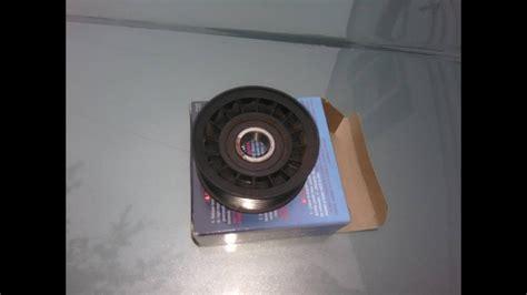 ford escape serpentine belt tensioner pulley  belt