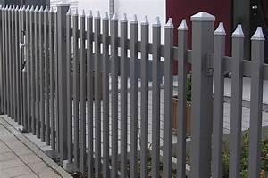 Aluminium Zaun Modern : exclusiv zaun z une aluminium gartenz une sichtschutz ~ Articles-book.com Haus und Dekorationen