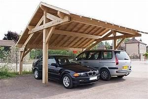 Garage 2 Voitures : les avantages du carport vs un garage carport garage ~ Melissatoandfro.com Idées de Décoration
