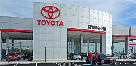 Toyota Dealership by Toyota Dealer Serving Tysons Corner Vienna Va