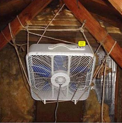 how to install an attic fan flying hammers remodeling gazette home remodeling