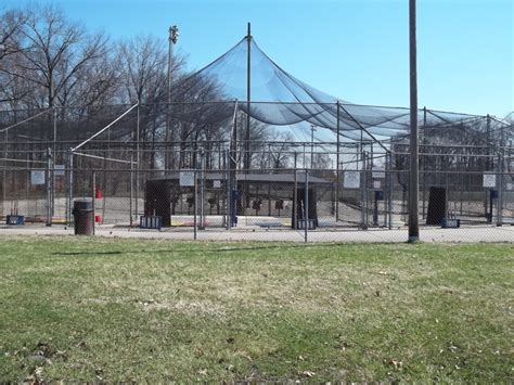 deck batting cages michigan get out to the park in garden city mi