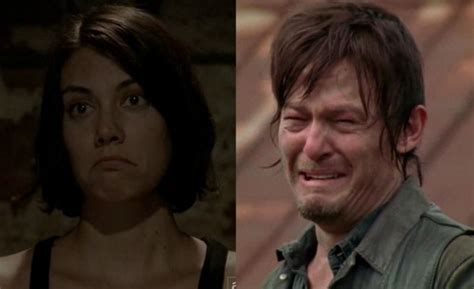 The Walking Dead Daryl Dixon Going Into Depression