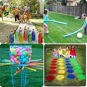 Grand Jeu Extérieur : jeux ext rieurs ma famille mon chaos ~ Melissatoandfro.com Idées de Décoration