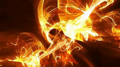 Fire Abstract Wallpapers Background Flames Desktop Cool