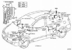 2005 Toyota Prius Sensor Assy  Brake Pedal Stroke