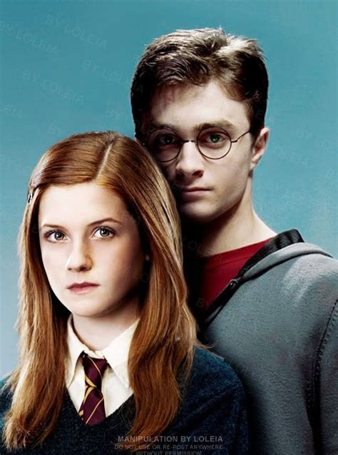 17 Best Images About Harry And Ginny On Pinterest  I Love