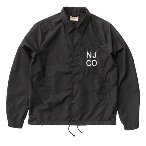 Josef Coach Jacket — Brooklyn Clothing