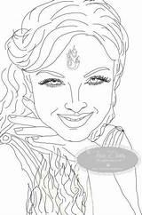 Hestia Goddess Greek Drawings Coloring Sketch Danby Tricia Deviantart Larger Credit sketch template