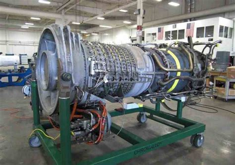 Used Gas Turbines & Power Generation Equipment For Sale At