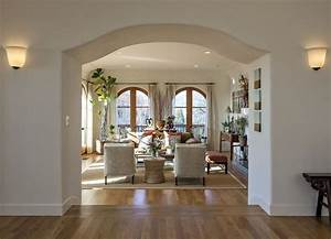 Arches & Its types for Interiors