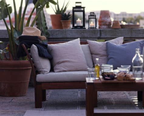 ikea outdoor möbel ikea gartenm 246 bel 22 stilvolle ideen f 252 r ihren au 223 enbereich