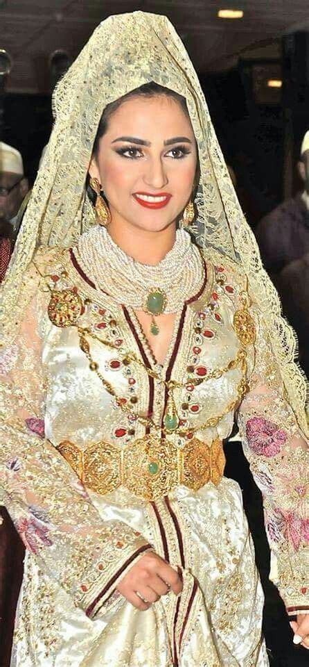mariage marocain caftan mariage