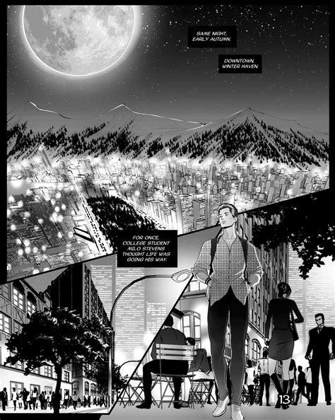 DateAVampire.com Volume 1 (Yaoi Vampire Manga) | Raythe