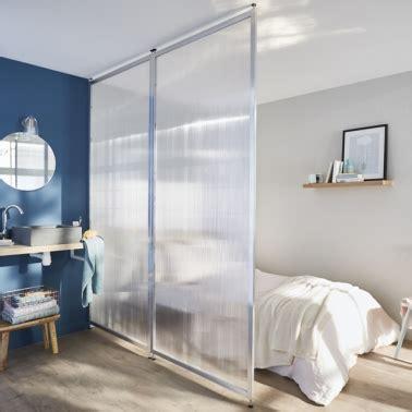 cloison amovible chambre castorama une cloison déco pour séparer sans assombrir