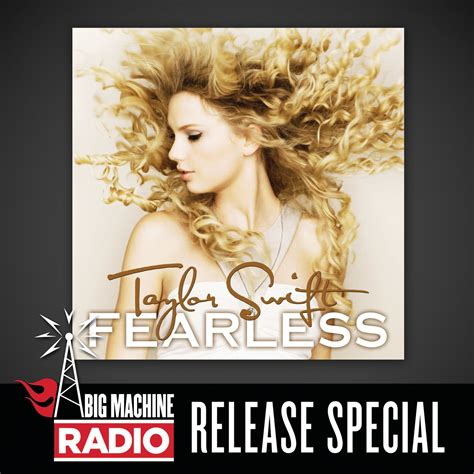 Fearless (Big Machine Radio Release Special) — Taylor ...