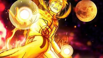 Naruto Tails Shippuden Uzumaki Chakra Mode Wallpapers