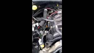 2001 Ford F250 Superduty 5 4  Coolant Crossover Removal
