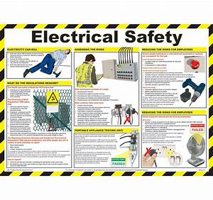 electrical safety poster With electrical safety posters