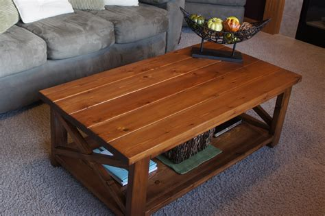 Ana White  X Coffee Table  Diy Projects