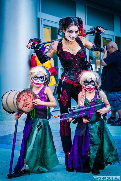 Mommy And Me Cosplay Again At Wondercon 2015 Cosplaying As