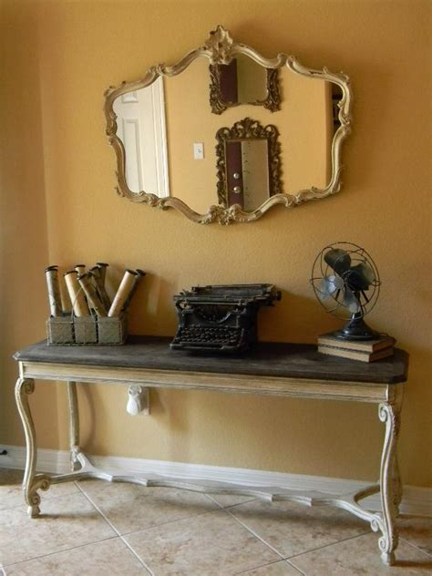 how to decorate a sofa table against a wall make a stylish statement with console table decor