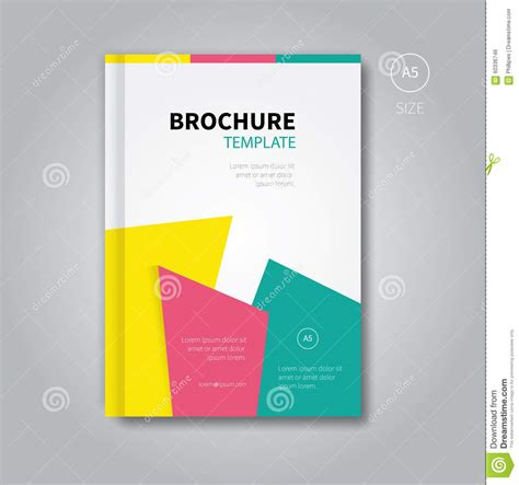 Title Page Abstract Template by 7 Best Photos Of Booklet Cover Design Templates Abstract