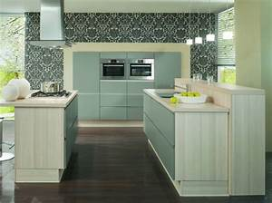 Tapisserie Pour Cuisine : optez pour le papier peint pour une d coration murale design ~ Premium-room.com Idées de Décoration