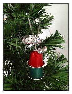 household health christmas ornaments from used nespresso pods stay at