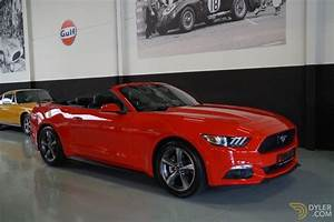 2016 Ford Mustang Convertible 2.3 Ecoboost for Sale - Dyler