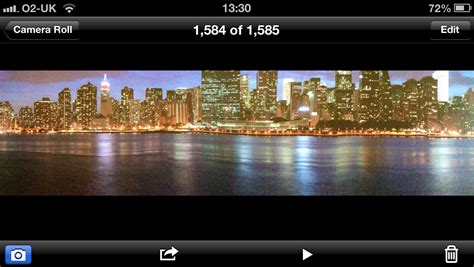 how to take panorama photos with an iphone 12 steps