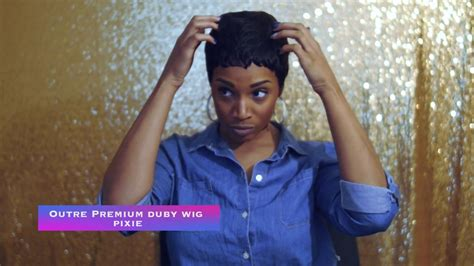 (cheap & Chic) Lela Wig Review Ep4- Outre Premium Duby Wig