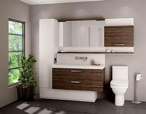 25 best ideas about vanite salle de bain on pinterest With miroir salle de bain blanc