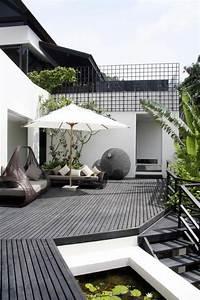 Terrasse Dekorieren Modern : sch ne terrasse einrichten 100 tolle ideen ~ Fotosdekora.club Haus und Dekorationen