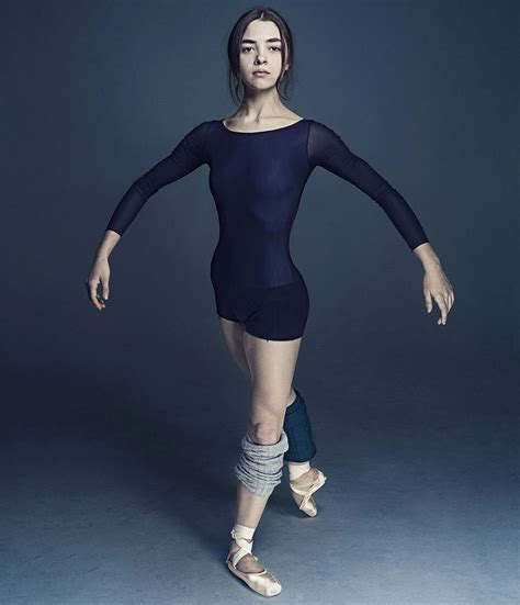 Real Life Of Ballet Dancers In Photography By Rick Guest