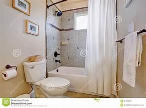 Rideau De Salle De Bain : rideau en douche blanc de nwith lumineux de salle de bains ~ Premium-room.com Idées de Décoration