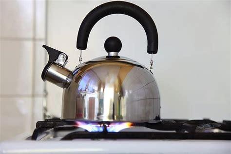 tea kettle stove gas kettles boil staring waiting buyer guide having