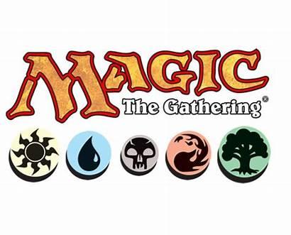 Magic Gathering Mtg Mana Symbols Logos Cards