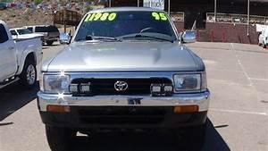 1995 Toyota 4runner Sr5 4x4 Manual Transmission