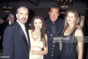 Steven Seagal Wife Stock Photos and Pictures | Getty Images