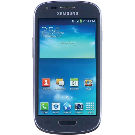 unlocked phones samsung galaxy s3 mini blue 4g lte android phone unlocked