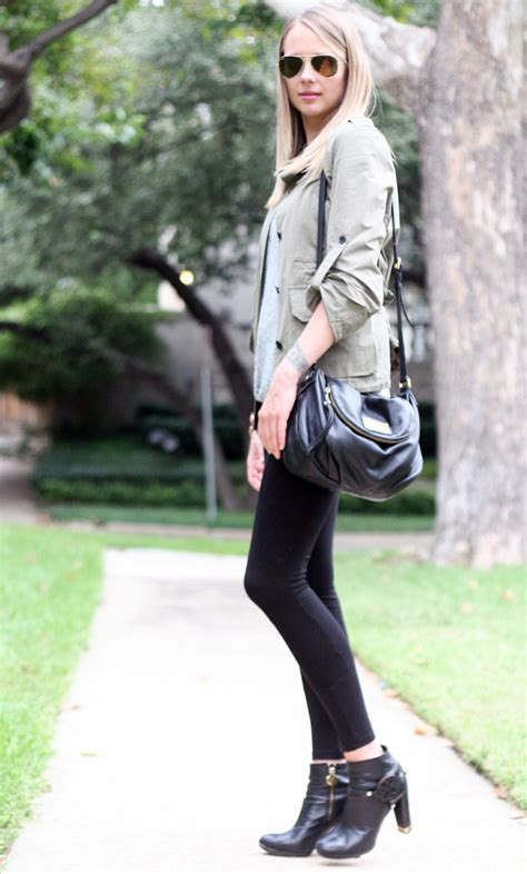LEGGINGS & LAYERS & BOOTS, OH MY! Fashion Jackson