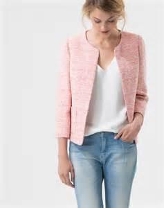 veste mariage femme les 25 meilleures idées concernant tenues de vestes roses sur tenues de blazer