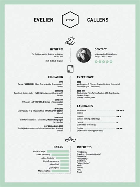 Curriculum Vitae Layout by Curriculum Vitae Layout 13 Cv Templates