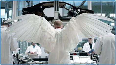 volkswagen wings super bowl commercial video
